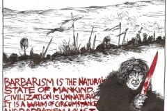Barbarism